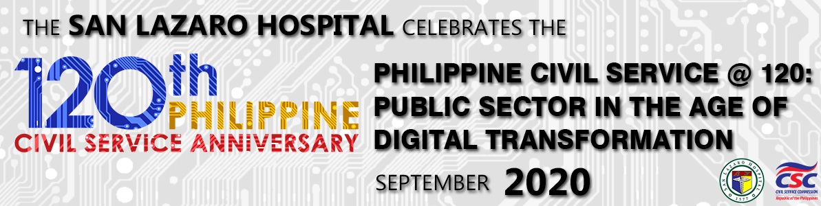 120th Philippine CSC Anniversary: Public Sector  in the Age of Digital Transformation